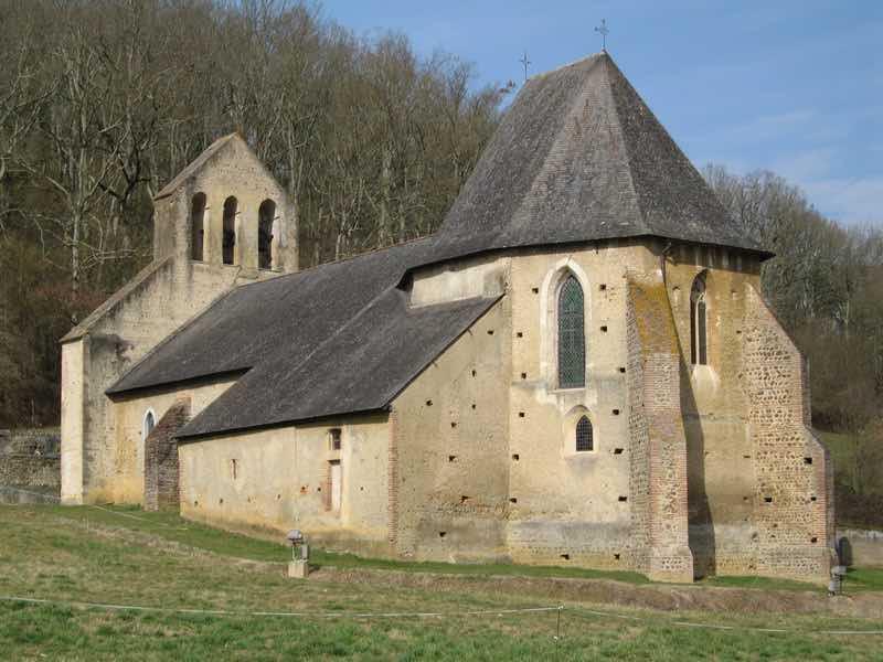 Eglises peintes du montaneres