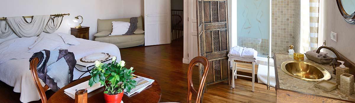 Nos chambres d'hôtes charme et tradition