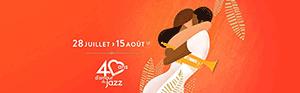 Festival de Jazz in Marciac situé à proximité de la Maison d'hôtes Anaïs