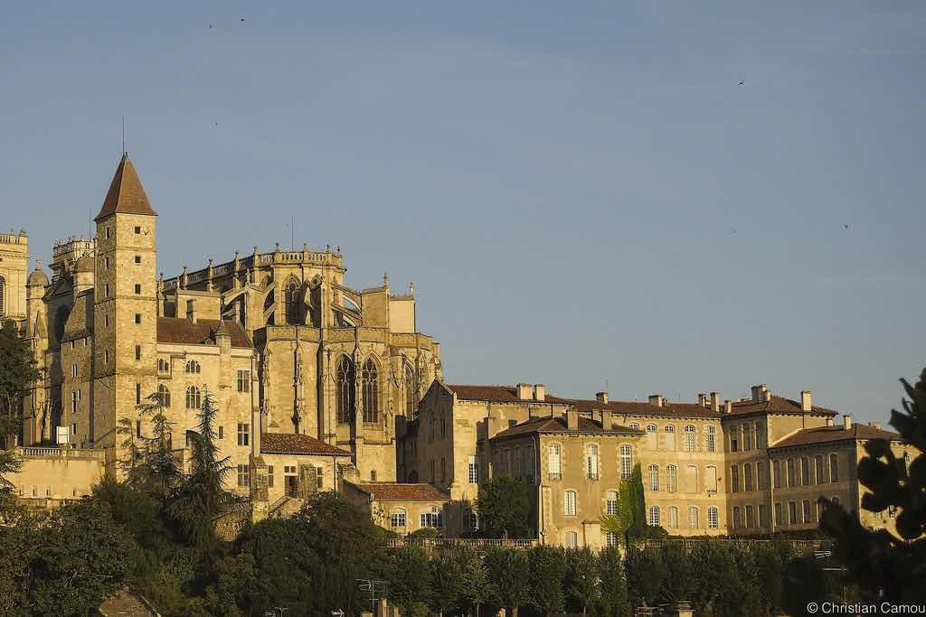 Auch capitale de la gascogne