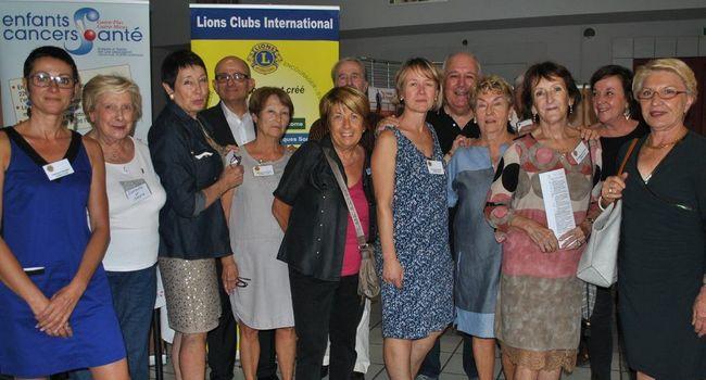 Lions Club Tarbes Pyrénées salon du Livre
