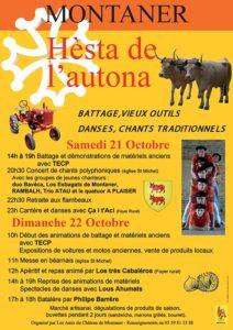 Hesta des l'Agur à Montaner @ Château de Montaner | Montaner | Nouvelle-Aquitaine | France